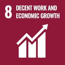 働きがいも 経済成長も