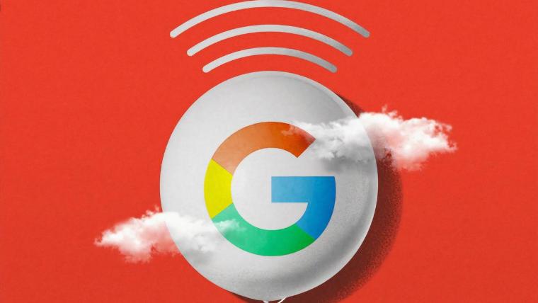 グーグルの電波