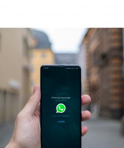 携帯のメッセージ